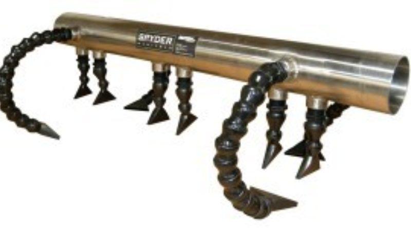 Air Knife Spyder Manifold 300X150